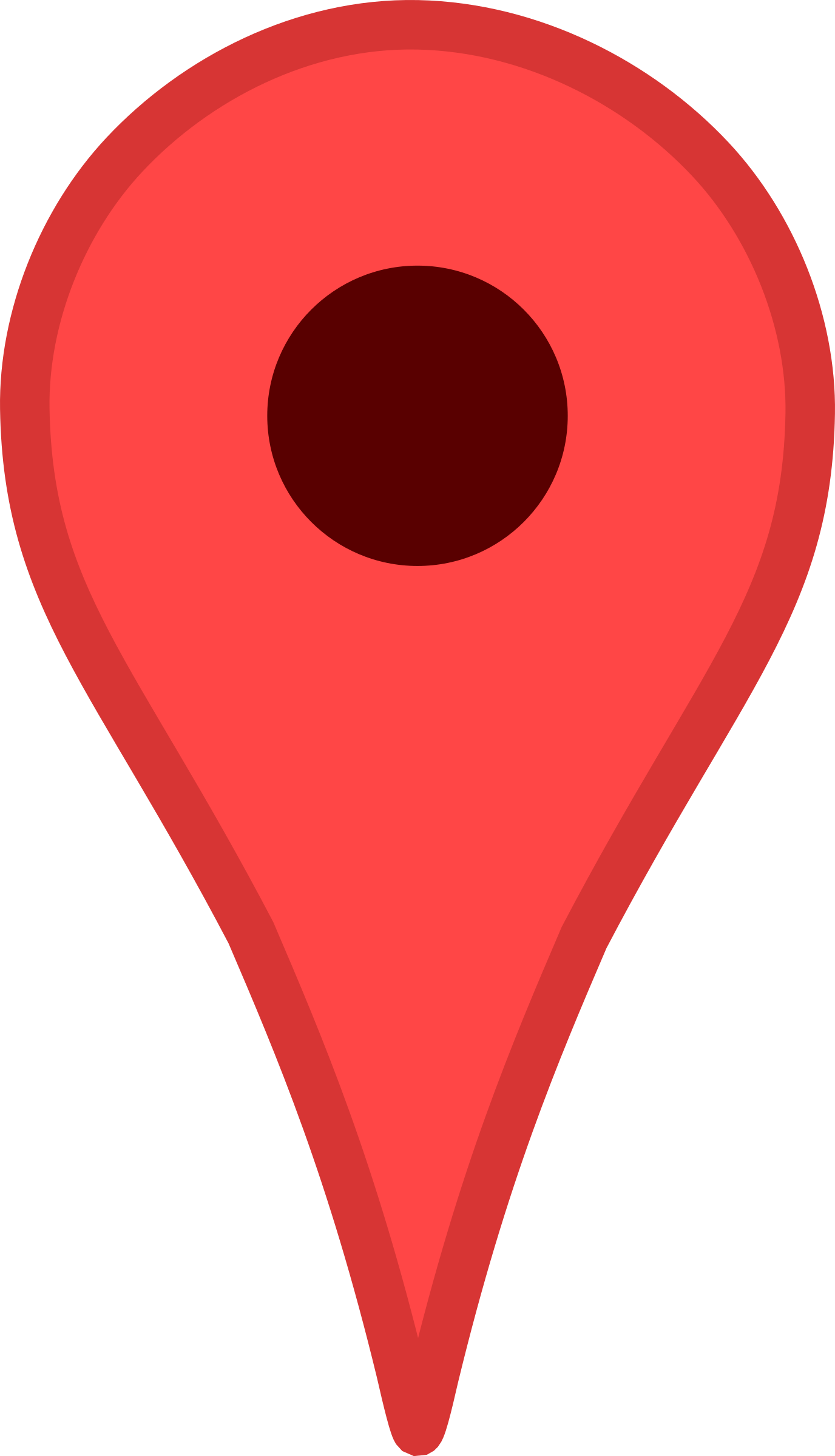 Map Pins Vector Clipart Image Free Stock Photo Public