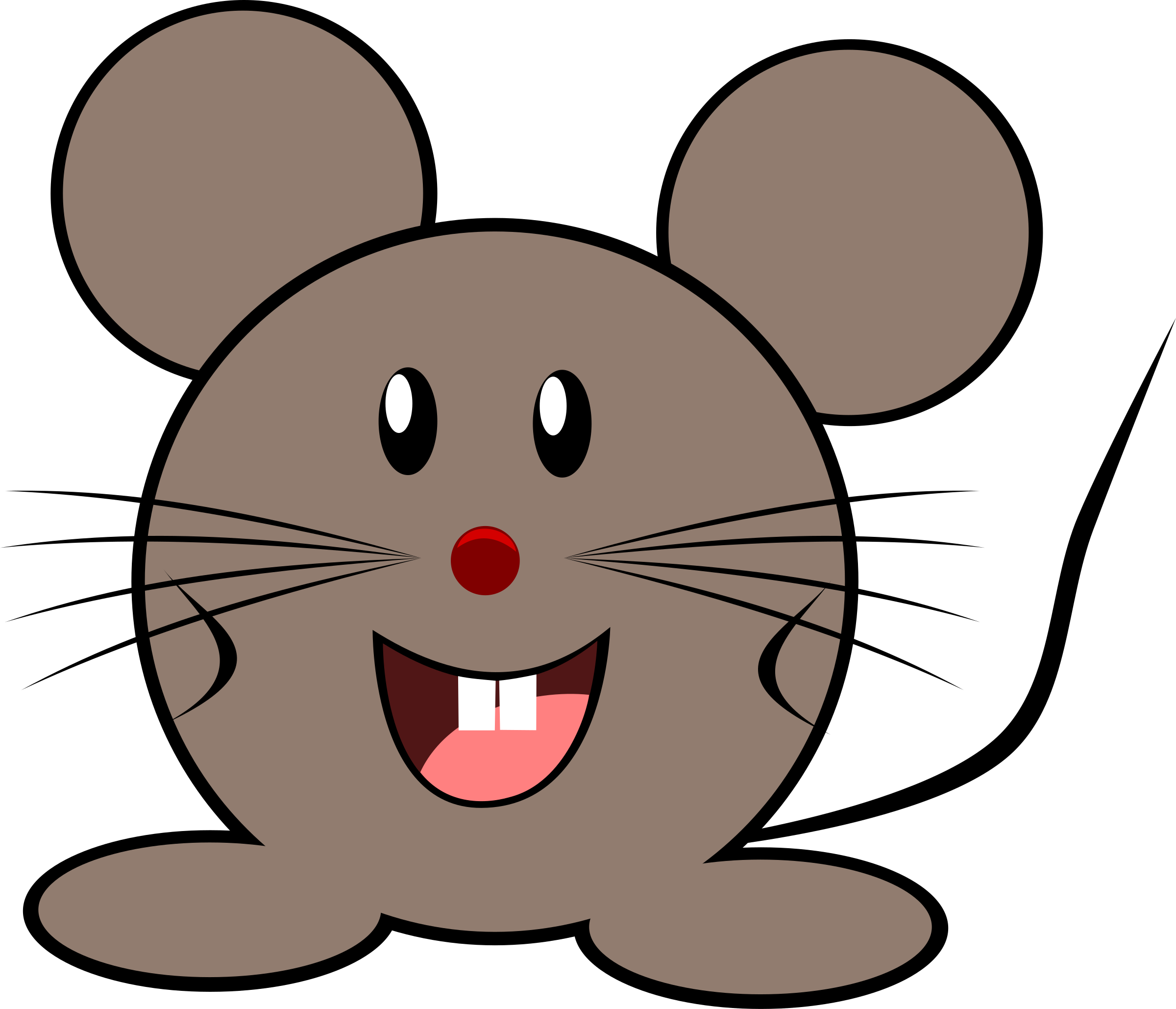 Mouse Vector Clipart image - Free stock photo - Public ...