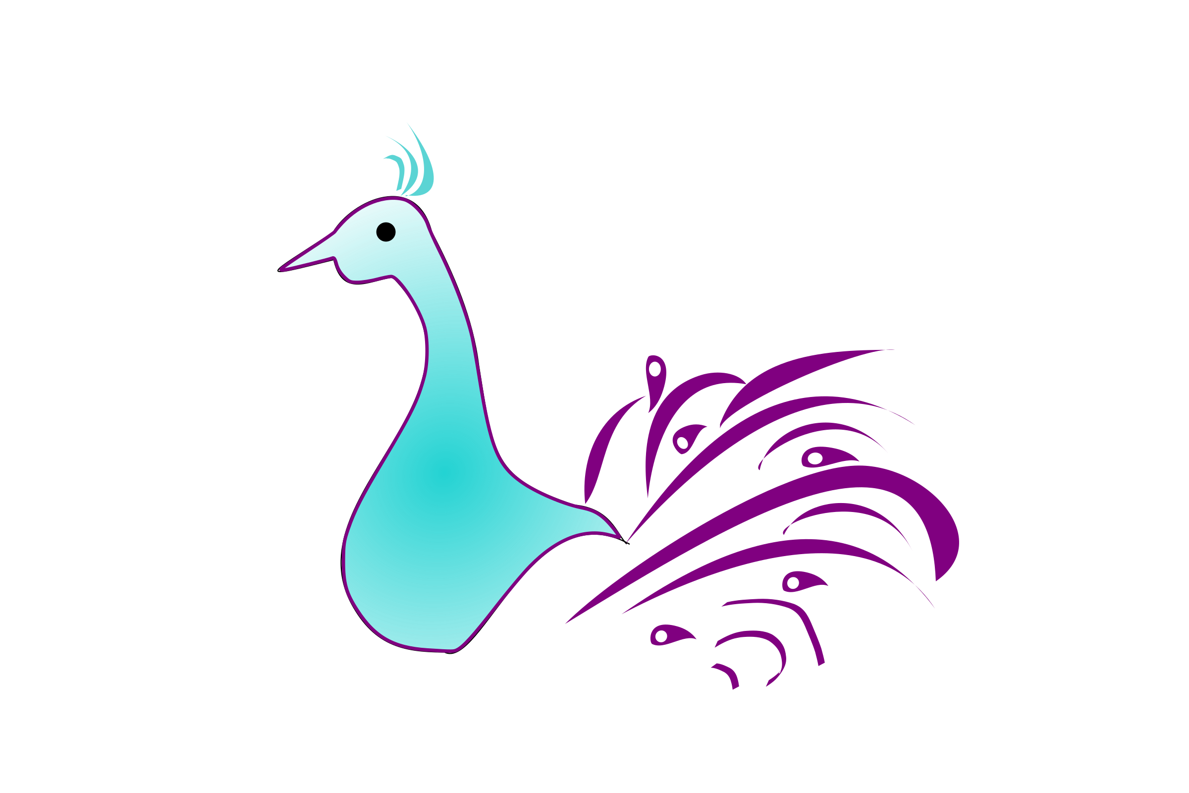 Free Peacock Clipart, Download Free Clip Art, Free Clip Art on Clipart  Library