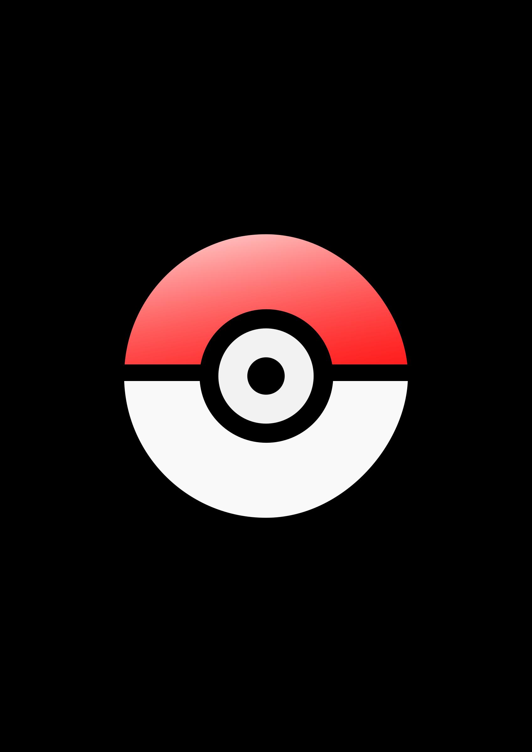 pokemon pokeball vector graphic image free stock photo public