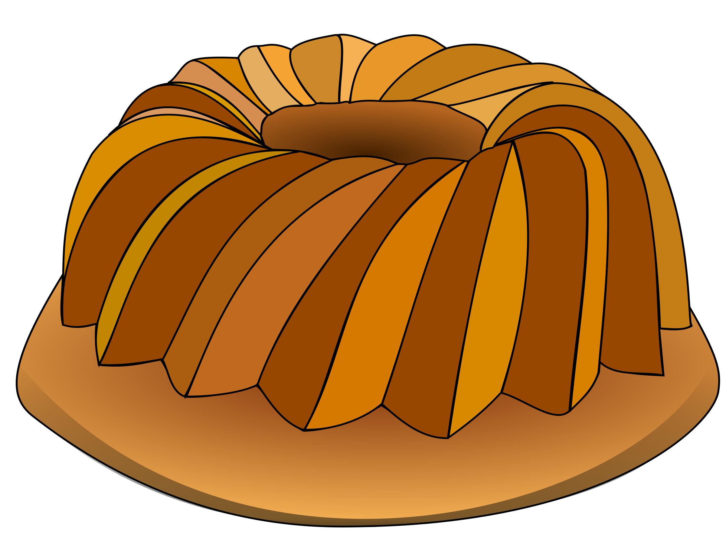 Free Stock Photo of Sliced Cake Vector Art - Public Domain ...