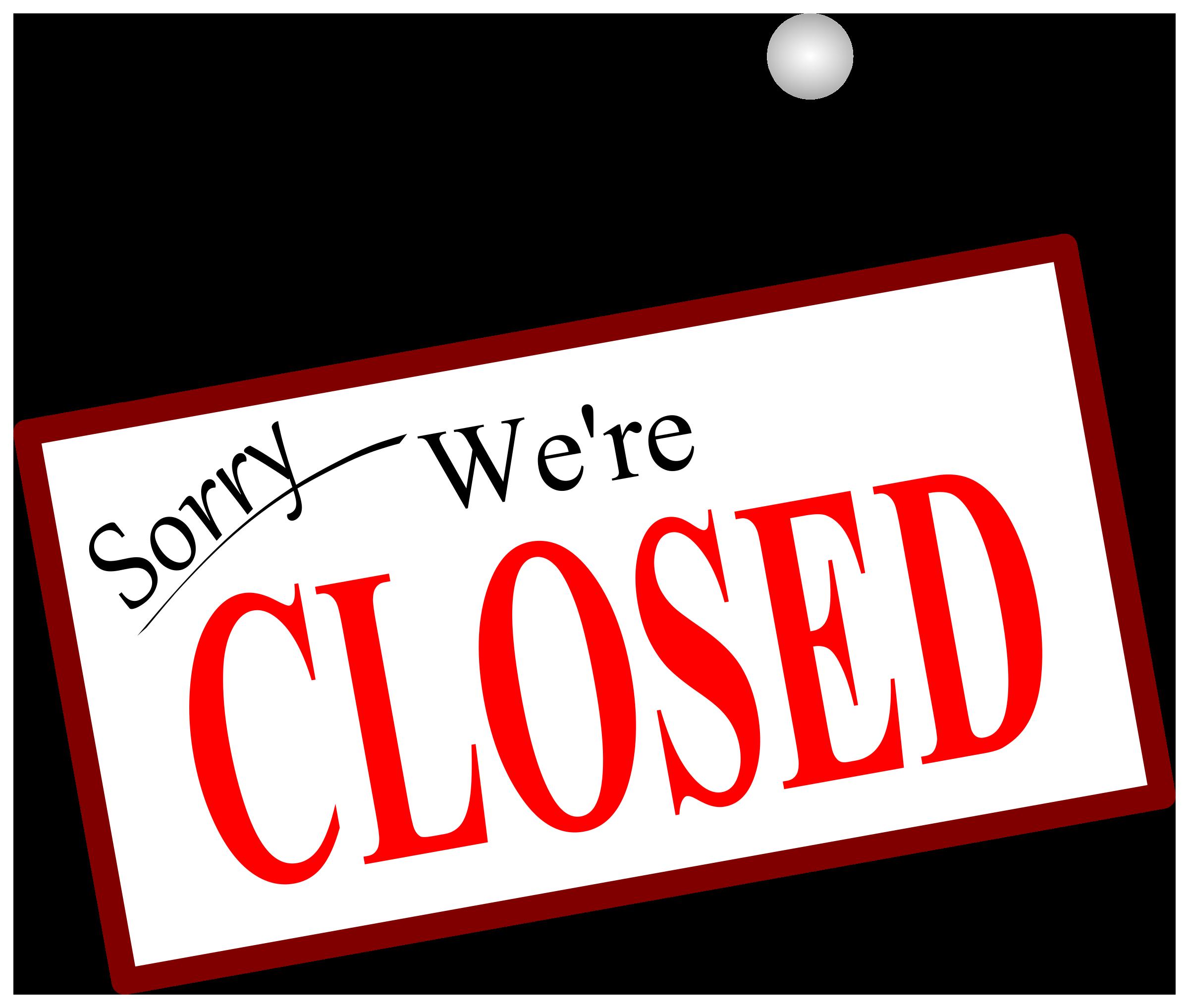 Bibliotheken geschlossen