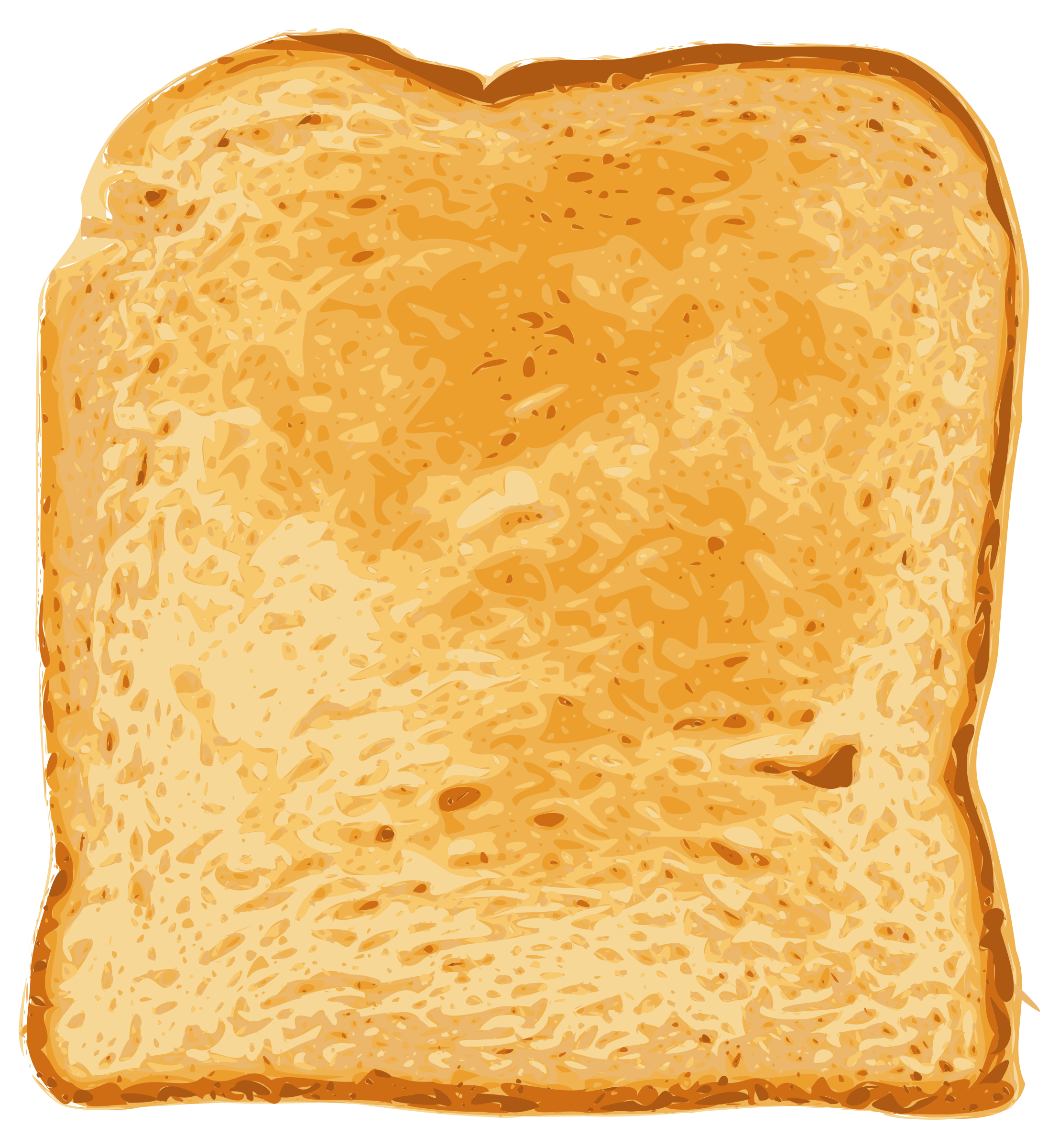 Toast Vector Clipart Image