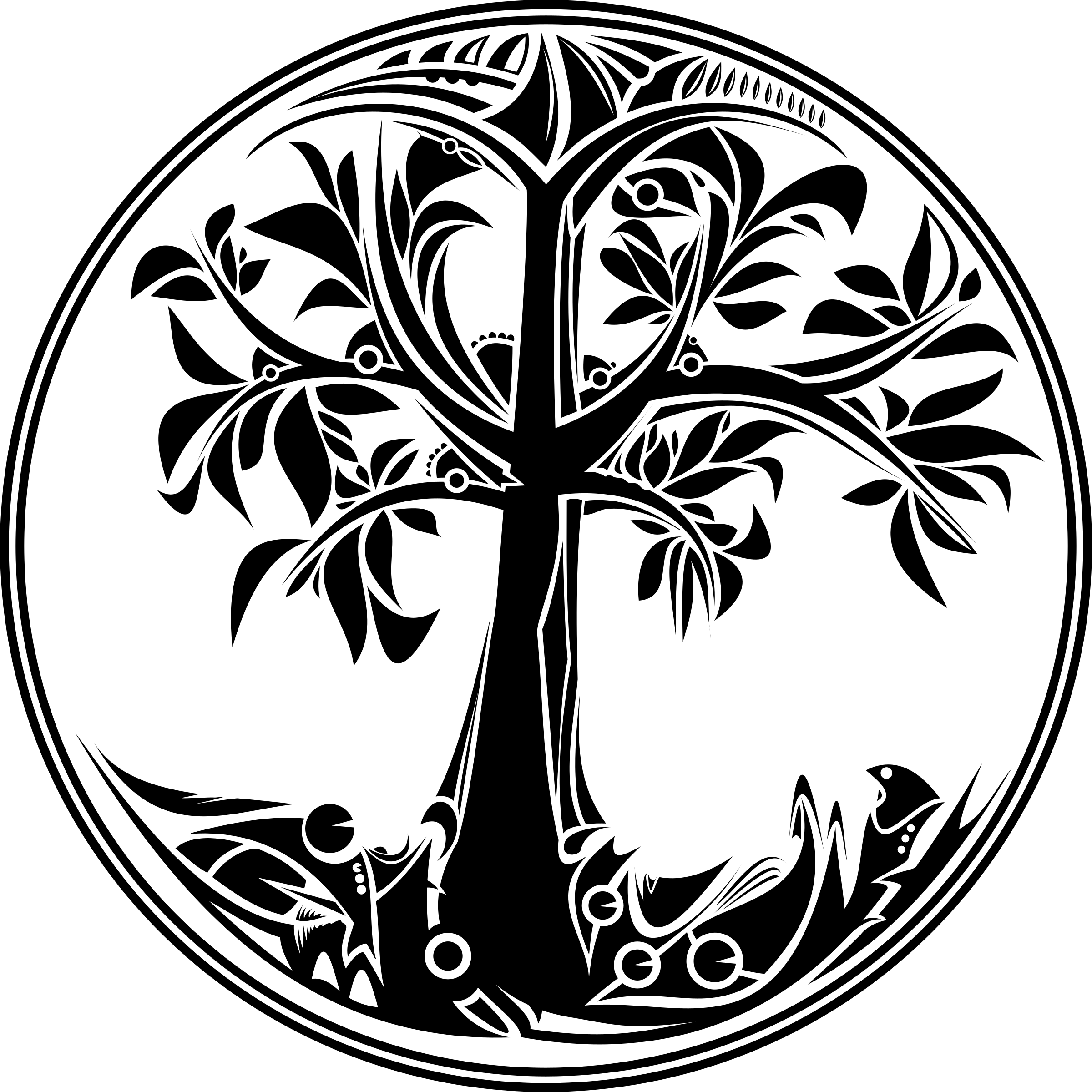 Tree Of Life Ideal Size Of A 48: What Is The Tree Of Life? Meaning & Symbolism From Bible