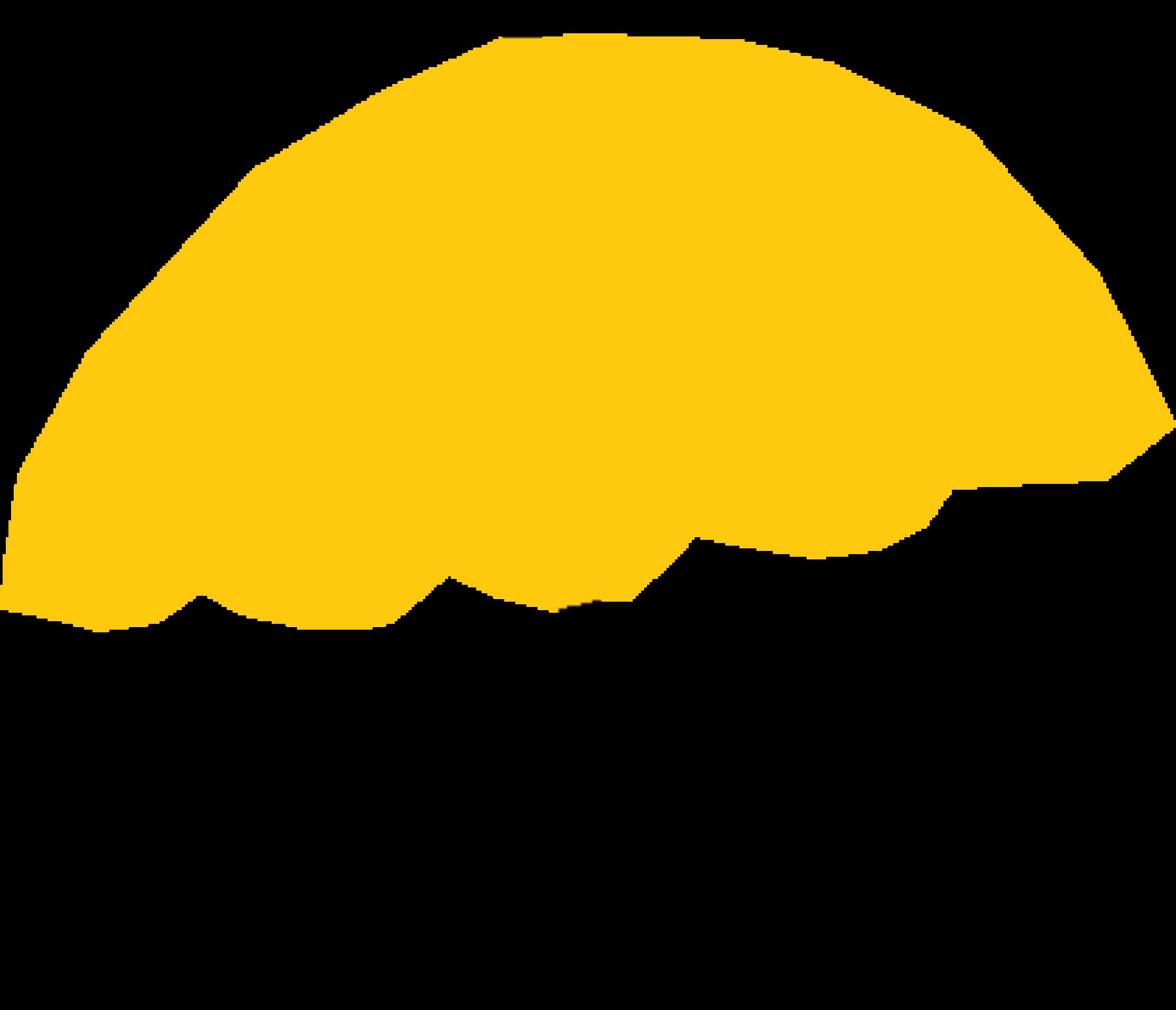 Yellow Umbrella Vector Clipart image - Free stock photo ...
