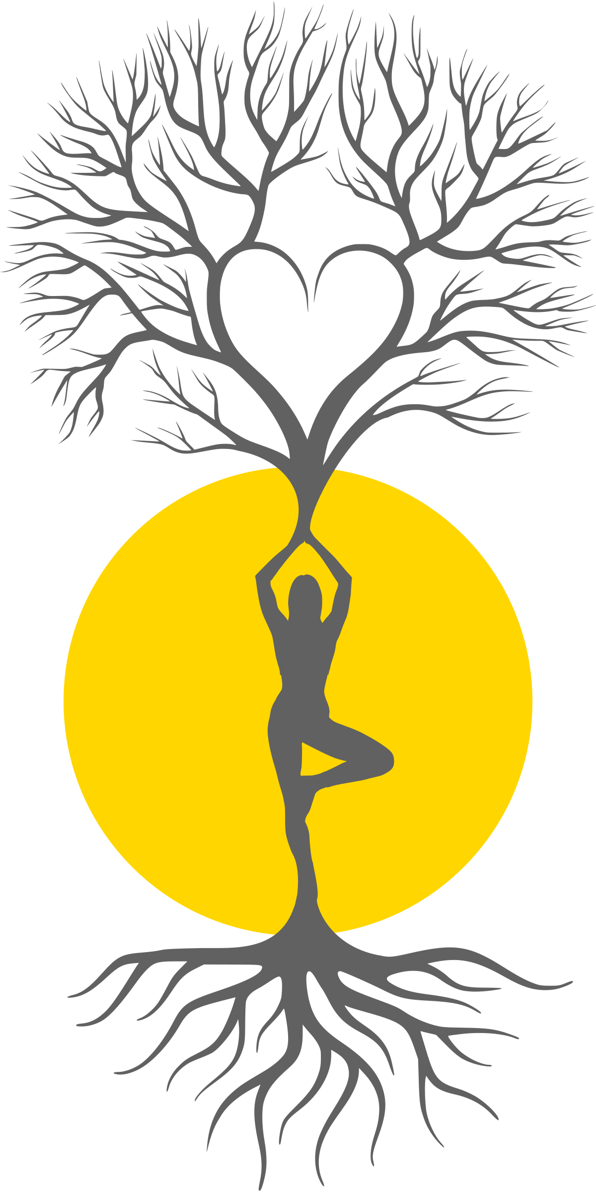 Yoga Tree Silhouette Vector Clipart Image Free Stock Photo Public Domain Photo Cc0 Images