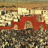 Tindouf in the in 1970s in Algeria