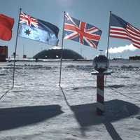 Amundsen Scott South Pole Station, Antarctica