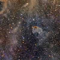 Baby Eagle Nebula photo