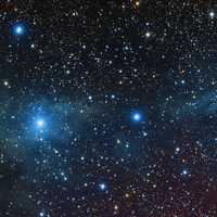 Blue Supergiants in the night sky