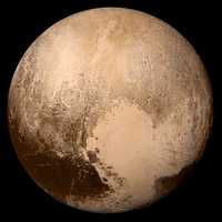 Full View of Pluto