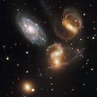 Large Group of Galaxies