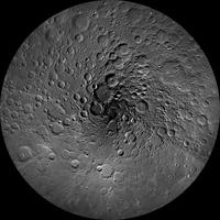 Lunar North Pole