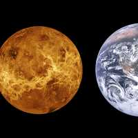 Mercury, Venus, Earth, Mars