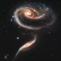 Swirling Galaxies