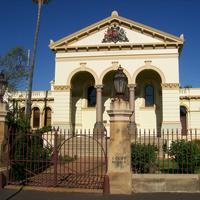 Courthouse in Dubbo, New South Wales