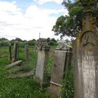 Maitland's Jewish Cemetery in New South Wales, Australia