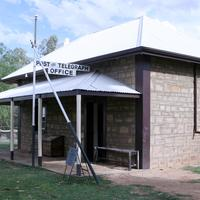 Telegraph station Building in Alice Springs, Northern Territory