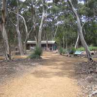 Kelly Hill Visitors Center in South Australia