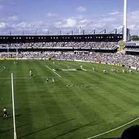 Domain Stadium in Perth, Australia