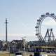 Der Wurstelprater and Ferris Wheel in Vienna, Austria