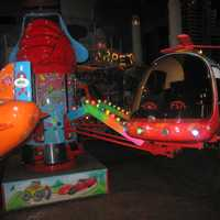Basundhara City amusement park in Dhaka, Bangladesh