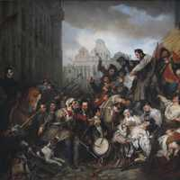 Belgian Revolution of 1830 in Belgium