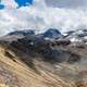 Majestic Panoramic Mountain Landscape in Bolivia