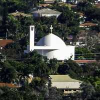 Orthodox church in Brasilia, Brazil