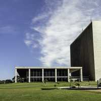 Brasília city hall in Brazil