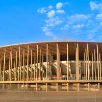National Stadium in Brasilia, Brazil
