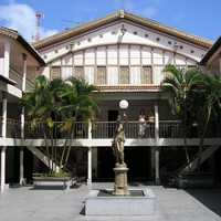 Alberto Maranhão Theatre  in Natal , part of Historic Center