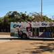 City Tour Bus in Campo Grande, Brazil