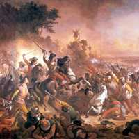 Second Battle of Guararapes in Jaboatão, Brazil