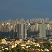 Skyline of Goiania, Brazil