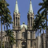Sao Paulo Cathedral, Brazil