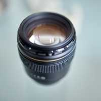 85mm Lens with Bokeh
