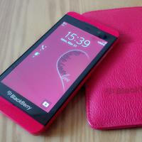Blackberry with Pink Cover