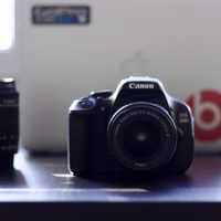 Canon Camera and Lens