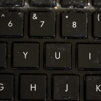 Dirty Keyboard Keys