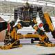 Giant Robot at a exhibition