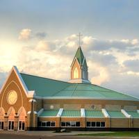 St. Charles Catholic Church in Edmonton, Alberta, Canada