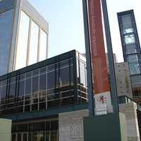 The Francis Winspear Centre for Music in Edmonton