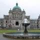 Parliament building in Vancouver, British Columbia, Canada