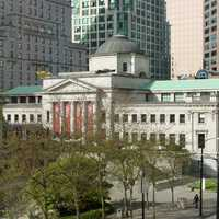 Vancouver Art Gallery in British Columbia, Canada