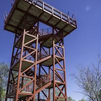 Observation Tower at Hecla Provincial Park