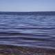 Peaceful waters of Lake Winnipeg