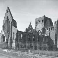 Anglican Church after 1892 fire