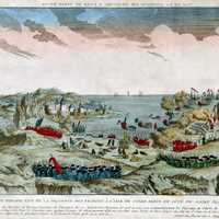 Battle of Signal Hill at St. John's
