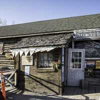 Bullocks Bistro in Old Town, Yellowknife